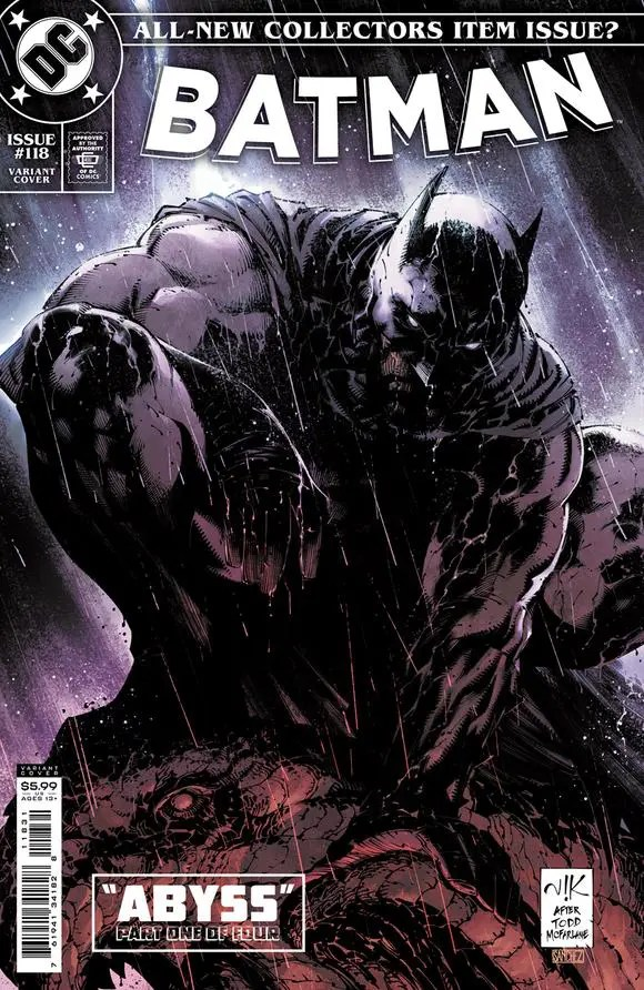Batman 118 (Cover C)—Front Cover
