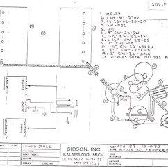 Gibson Guitar Wiring Diagrams Toyota Yaris Radio Diagram Library Schematics