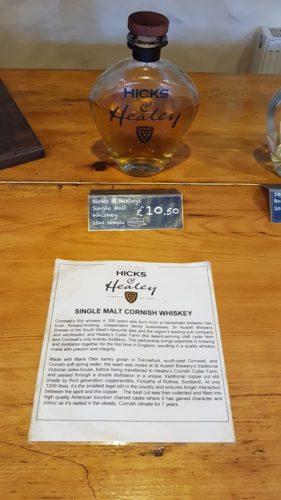 Healey's Cider Farm, Newquay Cornwall