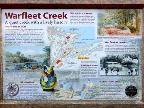 Warfleet Creek, Dartmouth