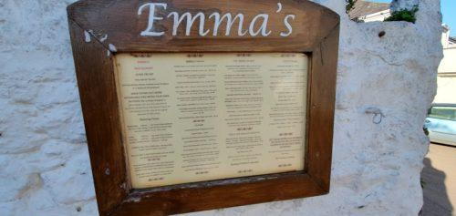 Emma's Restaurant Stoke Gabriel
