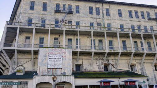 Alcatraz Island 27 500x282 - Alcatraz Island in 360º
