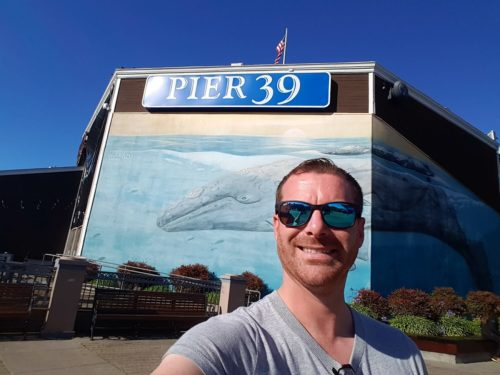 Pier 39 Alcatraz