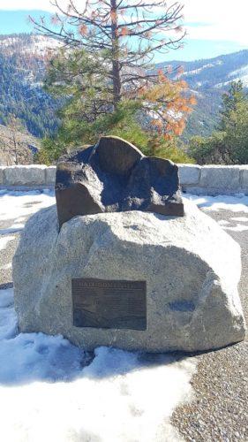 Half Dome View Yosemite Valley