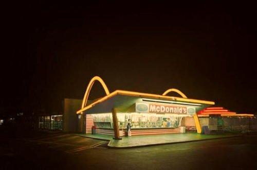 Oldest still operating McDonald's restaurant