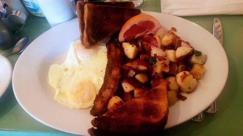 Hostel Breakfast San Francisco