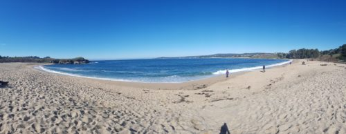 Monastery Beach Big Sur