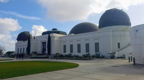 Griffith Observatory Los Angeles Standard