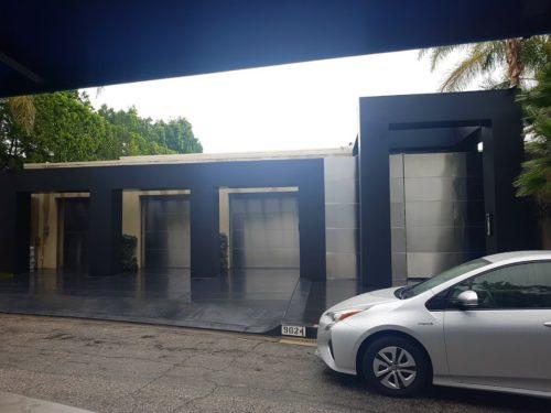 Keanu Reeves house