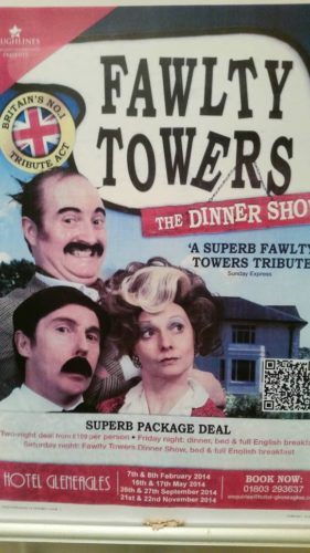 Fawlty Towers, Torquay