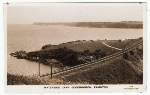 Oyster Cove, Paignton History