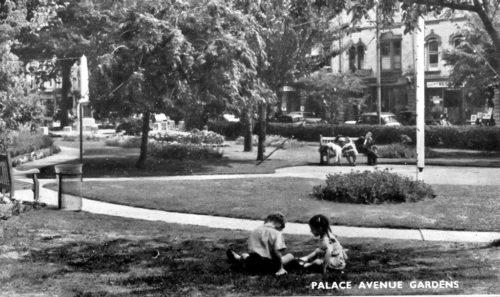 Palace Avenue Gardens Paignton