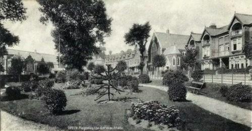 Palace Avenue Paignton History
