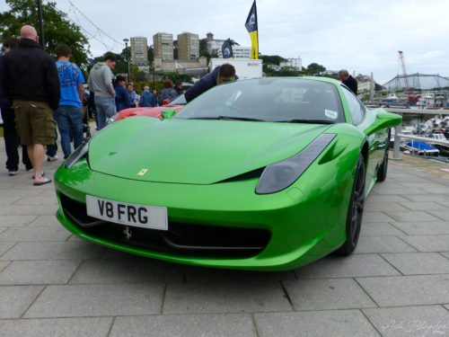 Supercar Weekend Princess Gardens Torquay 2013