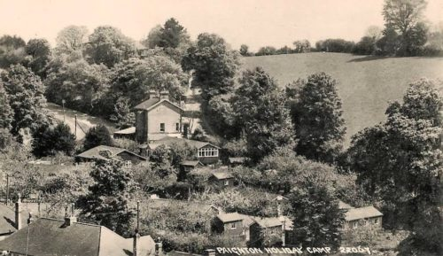 The Nest Holiday Camp, Colley End Road Paignton, History