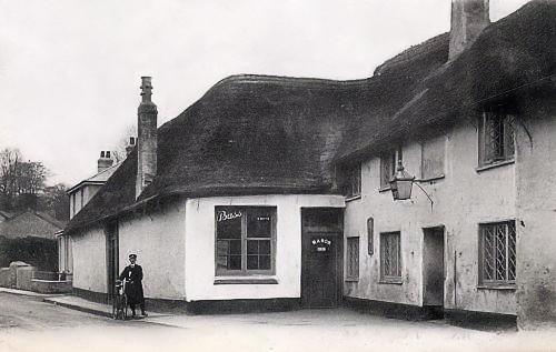 The Old Manor Inn Paignton History