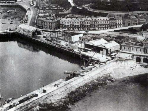 Torquay Haldon Pier History