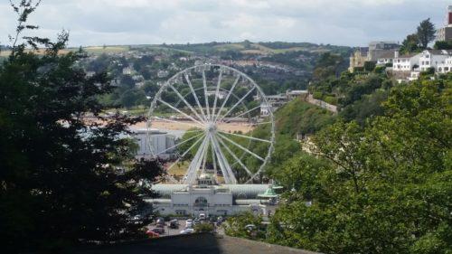Torquay Big Wheel 500x281 - Torquay in 360º