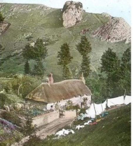 Penny's Cottage & Lion Head Rock History