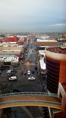 Fremont Street Las Vegas Standard