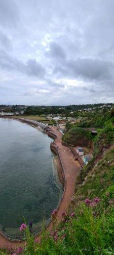 Goodrington Beach Paignton 2020 1