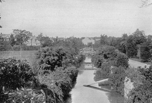 Victoria Park, Paignton History