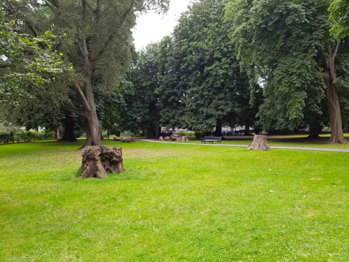 Beaumont Park, Plymouth - Standard