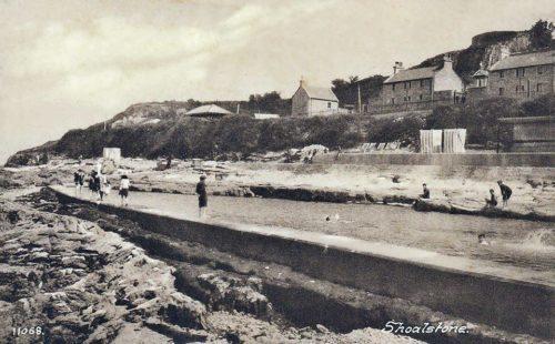 Shoalstone Pool Brixham History