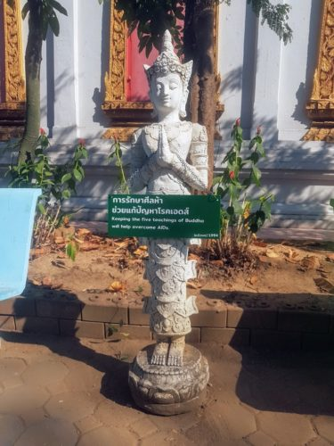 Wat Chai Si Phum, Chiang Mai, Thailand