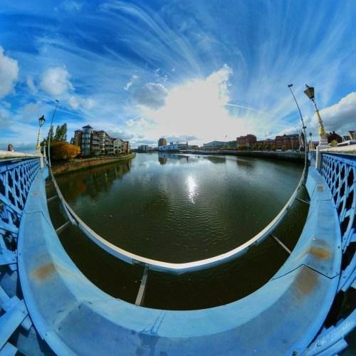 Belfast, Northern Ireland Flying Cam Planet