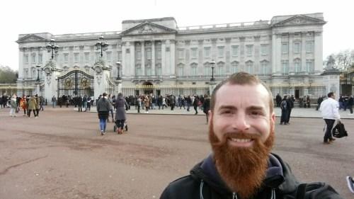 Buckingham Palace London 500x281 - Bucket List