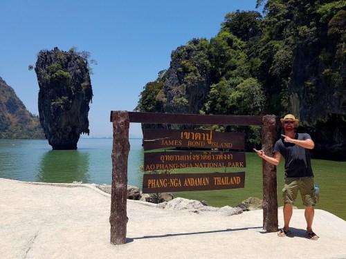 James Bond Island Thailand 500x375 - Bucket List