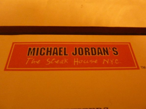 Michael Jordan's, New York