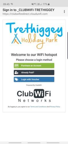 Trethiggey Holiday Park 3 237x500 - Trethiggey Holiday Park in 360º