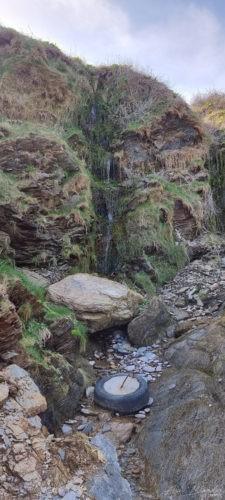 Waterfall Mansands 2021 Brixham Kingswear 2