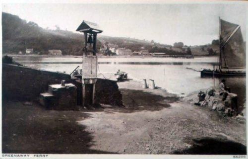 Greenway Ferry, Paignton - History