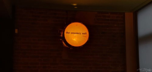 Monkey Suit, Exeter 2019