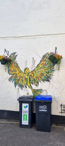 Street Art Bishop Blaize 2021 Exter