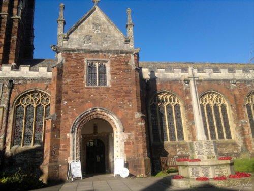 Church Totnes Normal
