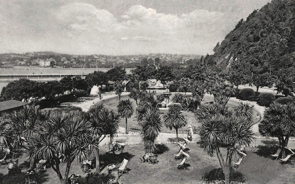 Princess Gardens 1, Torquay - History