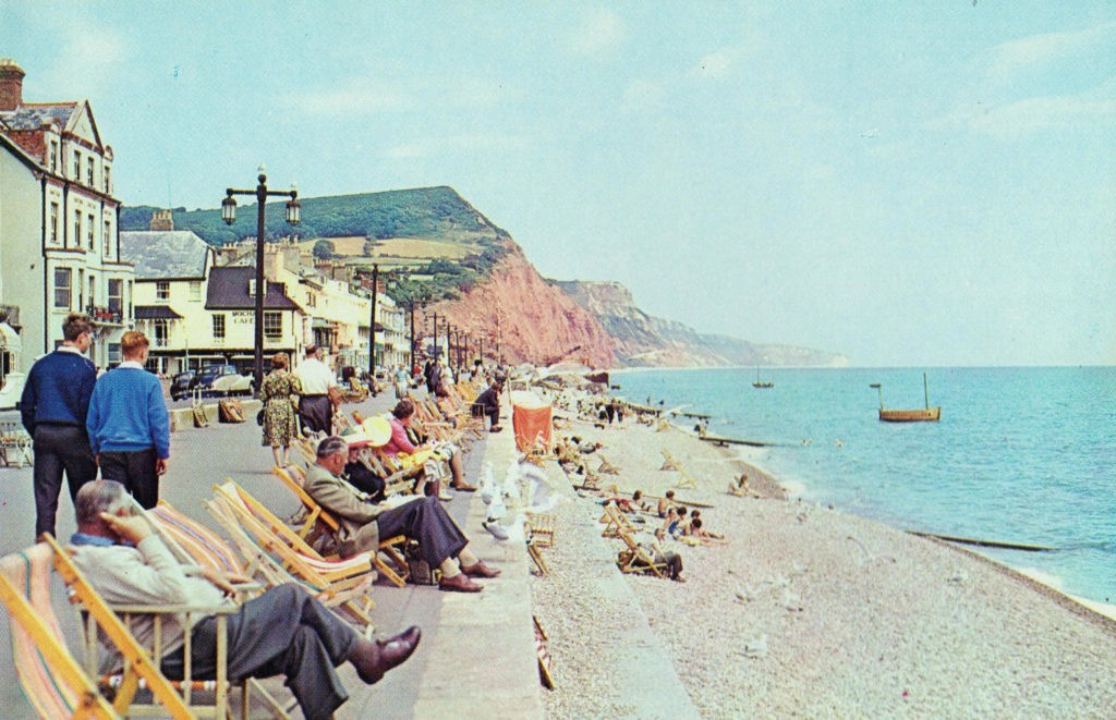 1960s Sidmouth History