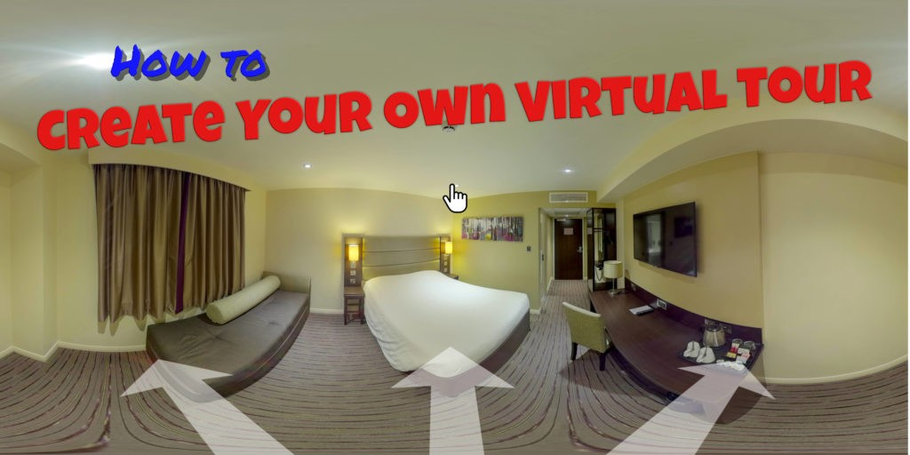 How to create your own virtual tour