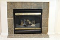 Gas Fireplace Insert for the Fall - Charleston SC - Ashbusters