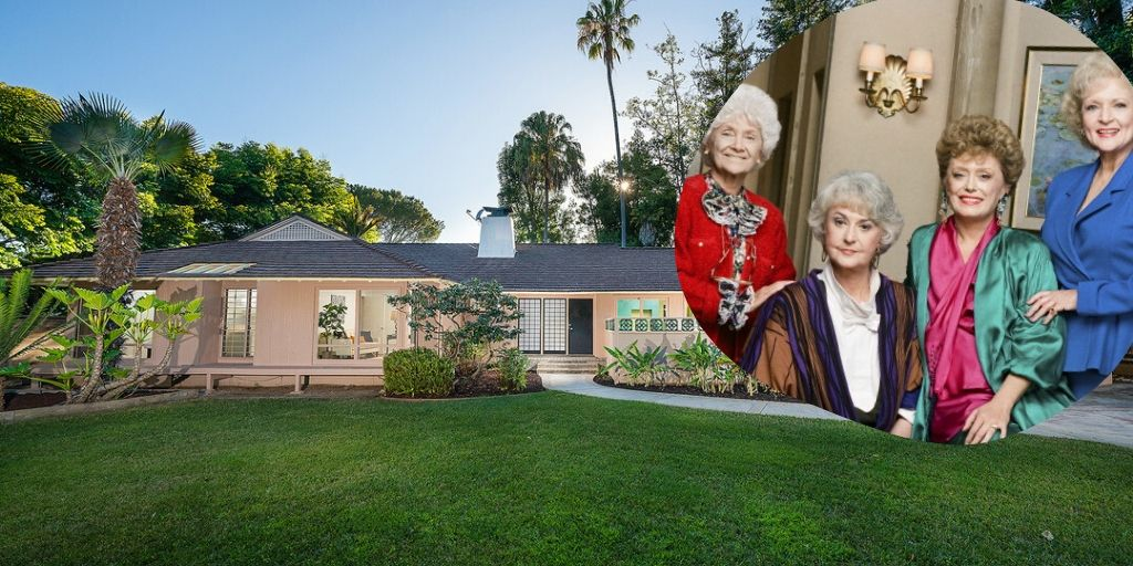 The Golden Girls House is Up For Sale