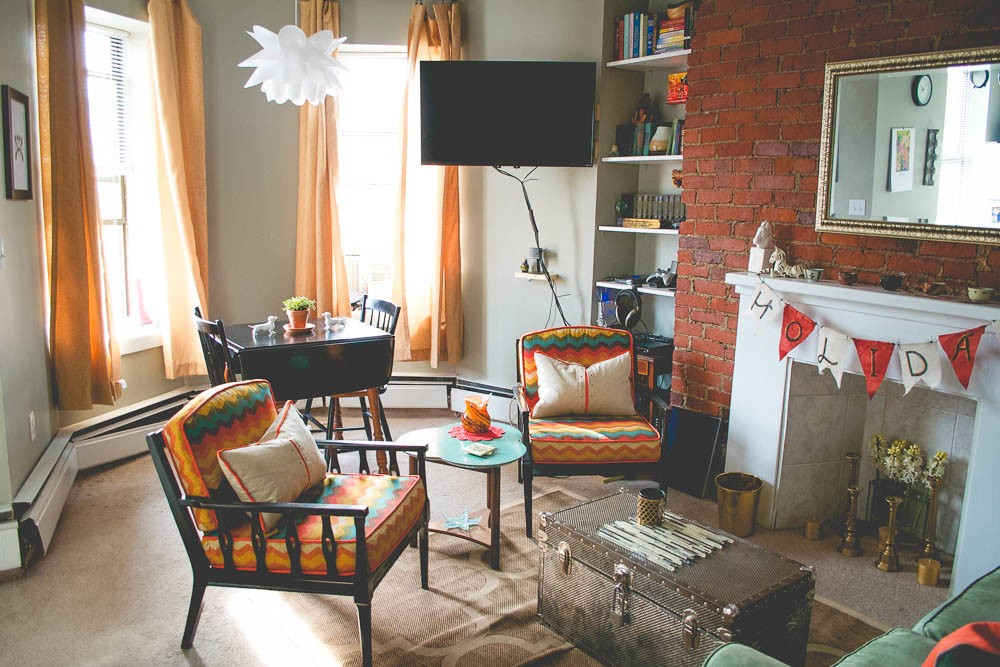Tips for Better Living in a Small Studio Space