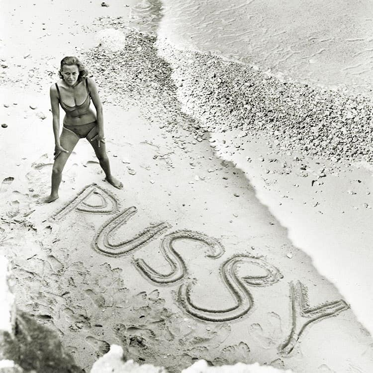 Terry O'Neill Honor Blackman - Ashcroft Art