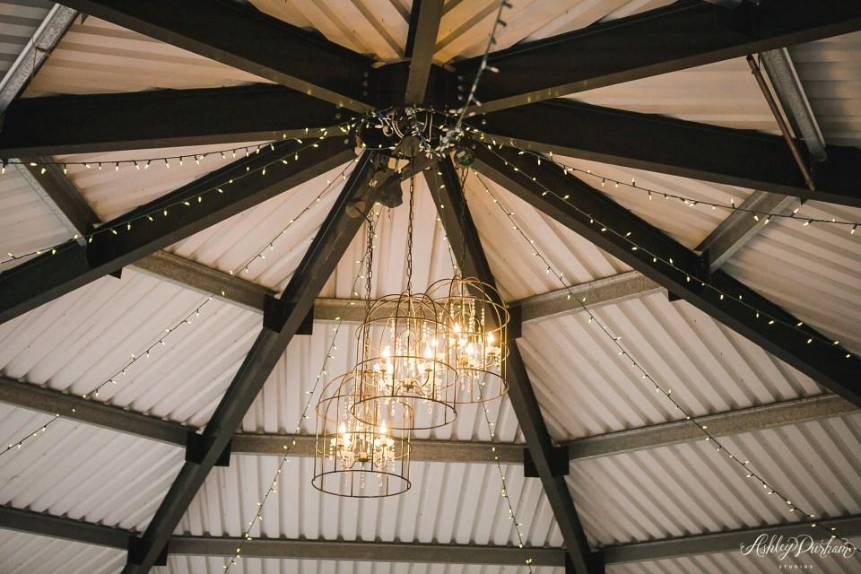 green mountain ranch lakeside wedding, outdoor chandelier