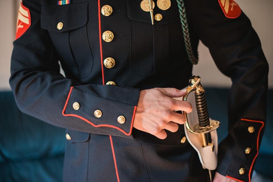 usmc wedding, marine corps wedding