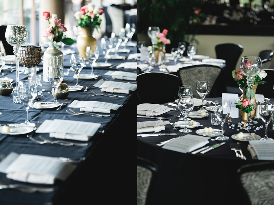 spencers restaurant wedding, spenders restaurant reception, bougainvillea room