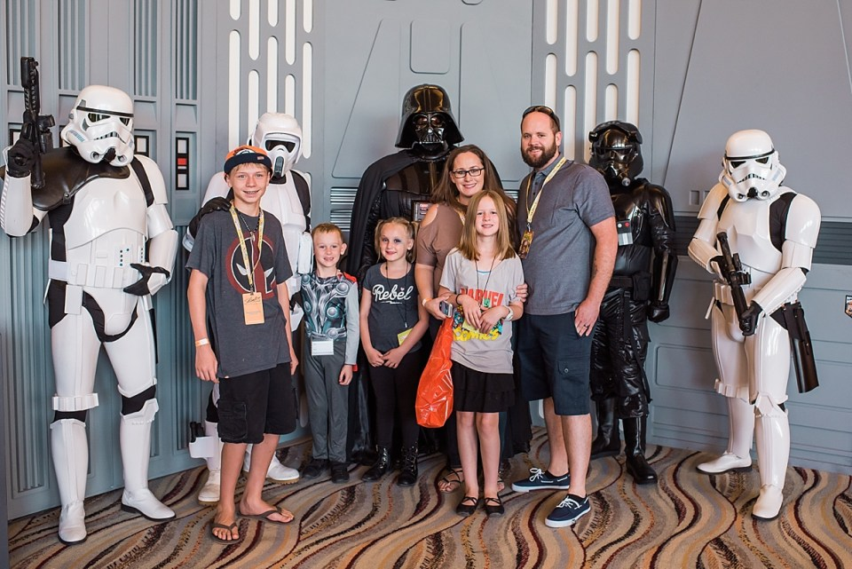 comic con palm springs, star wars cosplay